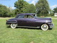 1949 Chrysler  Highlander Coupe -  Barn Find!  All original Interior and runs like a sewing machine.  It has had an older restoration but has the original fluid drive motor ( spitfire) . Owner has passed so will have a bonded title.