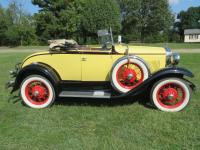 1931 Model  A with rumble seat - Loaded