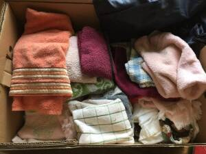 Towels & Other Items