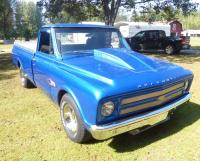 1967 Chevy 454 with 400 Turbo Transmission ~ complete restoration