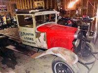 1931 Ford Model AA - Commercial Delivery  Truck  #AA452701