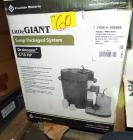 New In Box Little Giant Sump Package System Drainosaur 4/10 Horse Power