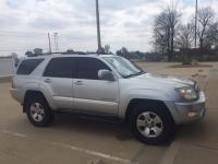 2005 Toyota 4runner Limited 4wd-