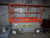 Sky Jack SJII 3220 Electric Scissor Lift