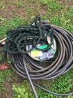 50 ft Craftsman water hose, 60 ft Apex heavy duty hose,