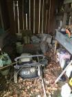 Contents of Red Barn - push mower, galvanized tub, shovels, garden tools, chain saw, blower, lots and lots of misc !