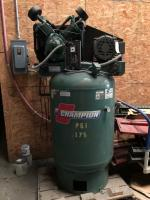 Champion 127 Gallon, 3-Phase, 10 H.P Air Compressor