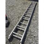 12 ft. Aluminum Extension Ladder- 200 lb. Duty Rating