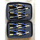 8 pc. Mini Traditional Pliers Set with Case