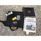 Harley Davidson 100 Years Book & Other Harley Items