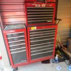 Craftsman Tool Box on Rollers- 21 Drawers