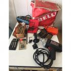 "Craftsman 3/8"" Electric Drill, Drill Bits, Surge Protector, & Toolbox, & More!"