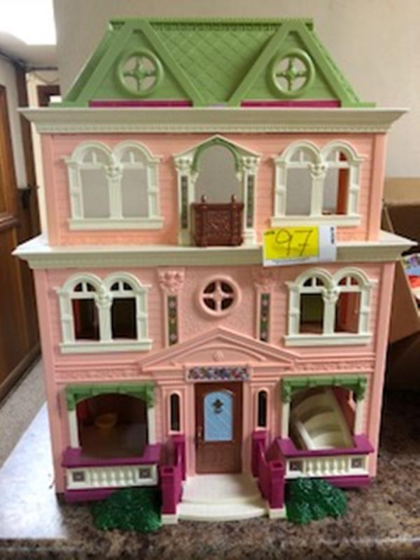 Classic Fisher Price Dollhouse Www Picswe Com