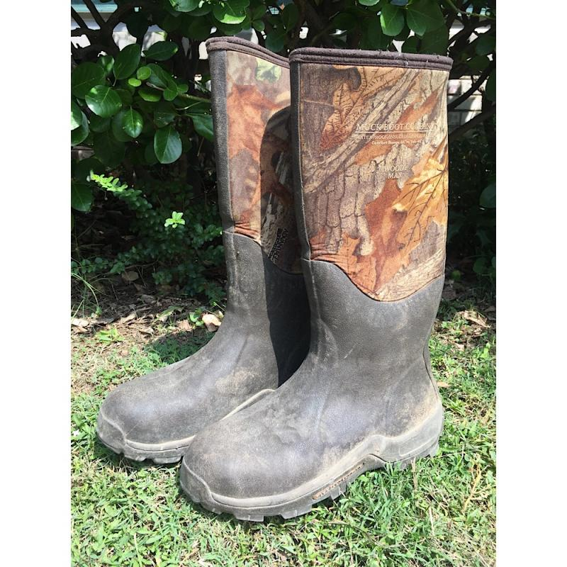 f19a37ec4fe Woody Max Muck Boots- Size 10/10.5 Men's or 11/11.5 Women's