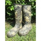 Muck Camo Boots- Size 10/10.5 Men's or 11/11.5 Women's