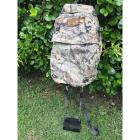 Rancho Safari Catquiver Archery Backpack- Trebark Pattern