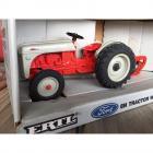 Ford 8N Tractor With Dearborn Plow- Special Edition- 1/16 Scale Die-Cast Metal- 1987- ERTL Co.