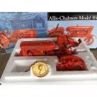 The Allis-Chalmers Model WC with Medallion & Collector's Book,  1/16 Scale- ERTL
