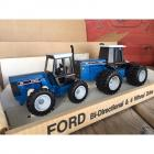 Ford Bi-Directional & 4 Wheel Drive Tractors- 1989 Nashville Dealer Meeting Box- Scale Models