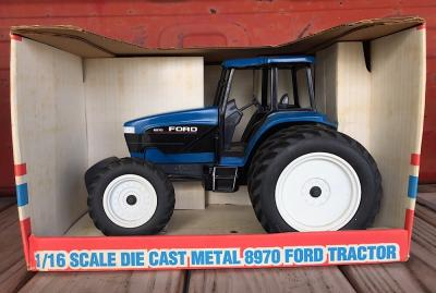 8970 Ford Tractor- 1/16 Scale- Liberty Classics by Spec Cast