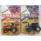 2 Vintage ERTL Pow-R-Pull Tractors- See Photos for Details
