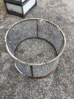 Metal Wire Circle that would make a great Table Base!