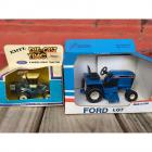 ERTL Die-Cast Ford FW-60 Tractor & Scale Models Ford LGT Lawn Tractor 1/16 Replica