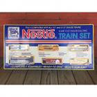 1995 K-Line Nestle 6 Unit O-27 Gauge Electrics Train Set- Appears to be complete