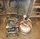 5 HP Pressure Washer and air tank