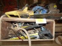 Box Full of Misc Tools