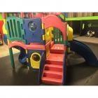 Little Tikes Commercial Playground ($20,000+ new!) w/ 3 Slides- Overall Maximum Length is 16' x 15'