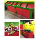 Flash Market Play Center- see description