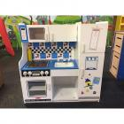 "Melissa & Doug White Kitchen Set- 42L x17D x42""H"