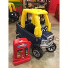 Little Tikes Blue 4x4 Truck Riding Toy