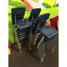 16 Virco Brand Child's Classroom Chairs