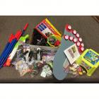 2 Microscopes, Giant Squirt Guns, Krazy Gears, & More!