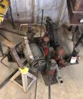 Bottle Jacks, Jack Stands, Electric Motor